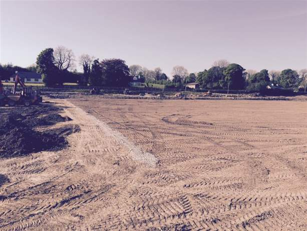 Nace O'Dowd Park Pitch Development