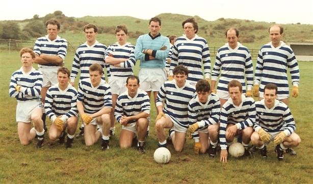 1992 Intermediate County Champions